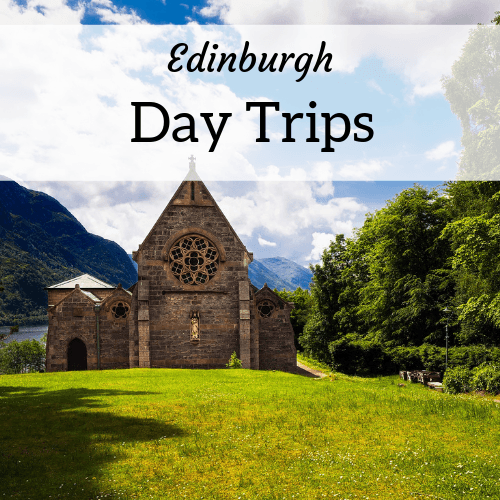 Edinburgh day trips -- recommendations from expat Amanda Walkins -- image of the chapel