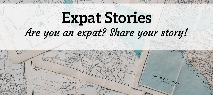 header image for the stories of expats