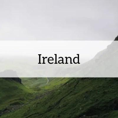 Ireland travel Amanda Walkins