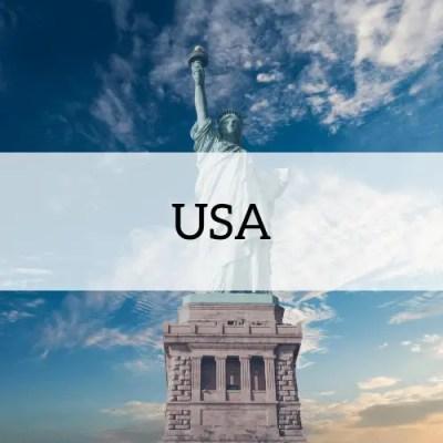 Travel to USA Amanda Walkins