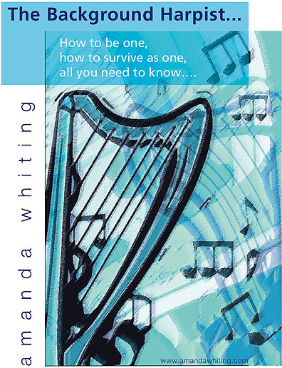 The Background Harpist
