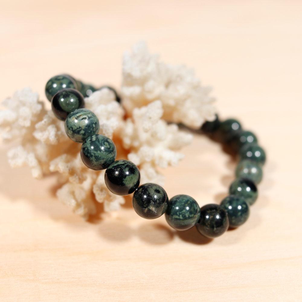 Bracelet en jaspe kambamba