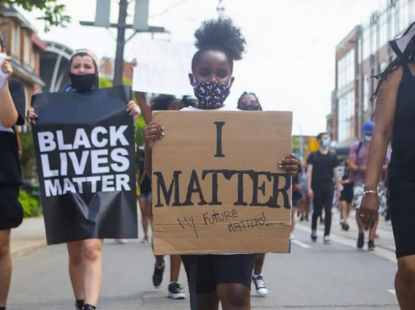 Black Lives Matter Movement – How Teens can Take Part