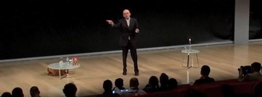 Seth Godin – What you do for a living is not be creative, What you do is ship