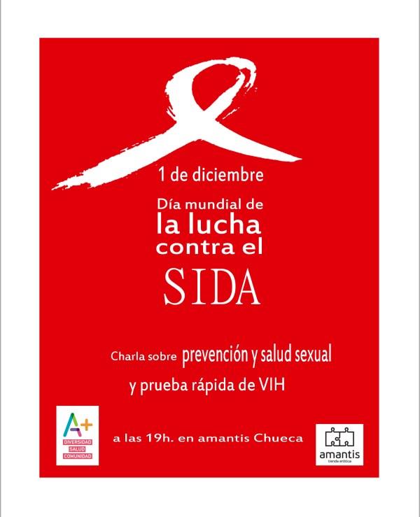 día mundial lucha contra el sida