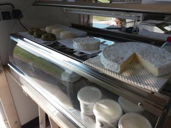 printemps ferme fromages