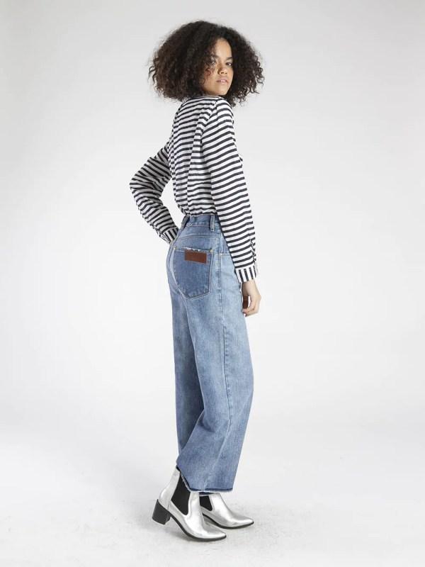 pantalona cintura alta