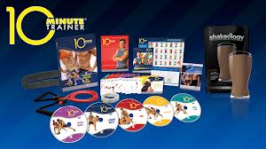 BeachBody Challenge 10 minute trainer challenge pack