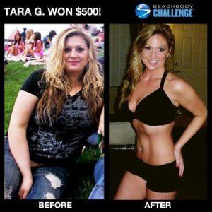 BeachBody Challenge Tara G