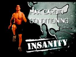 Insanity Max Cardio Conditionning