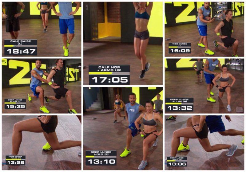 Focus T25 14 mins