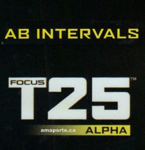 Focus T25 Ab Intervals Logo