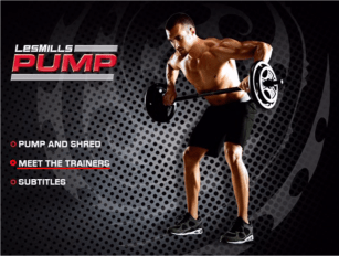 Les Mills PUMP Shred