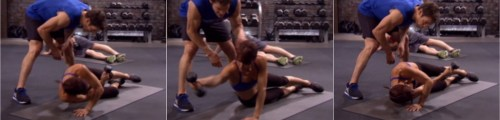 P90X3 Classic Side Rise Punch