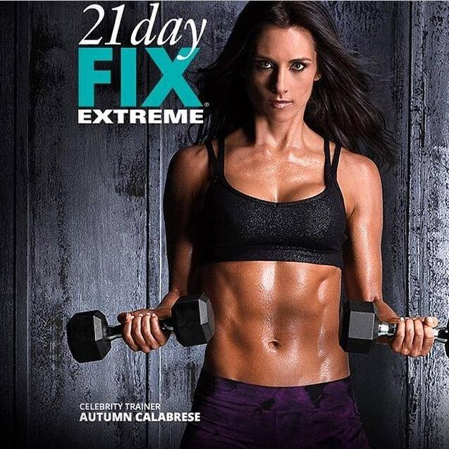21 Day Fix Extreme français