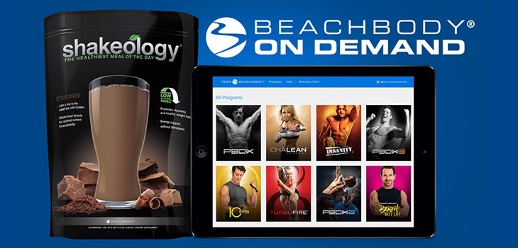 BeachBody on demand Challenge pack