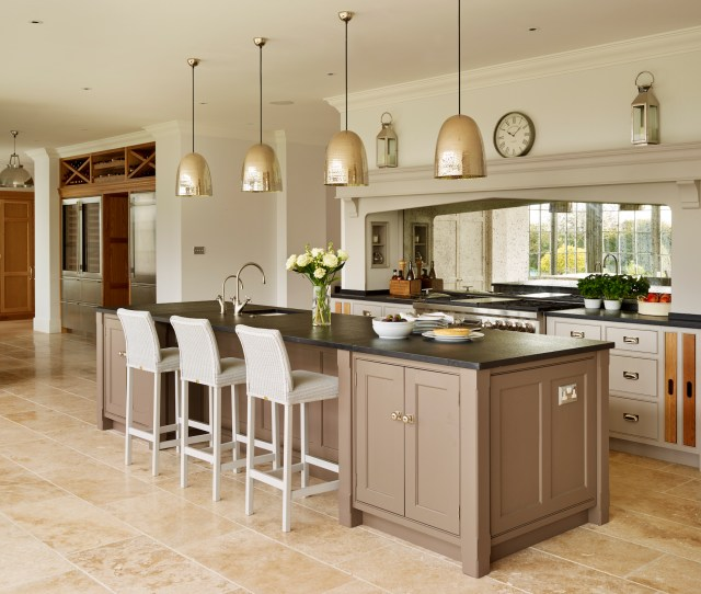 Classic Contemporary Kitchen Design Ideas