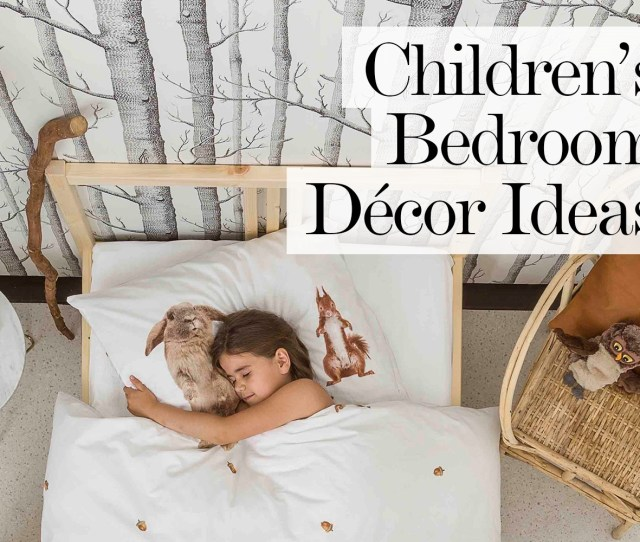 It Is No Surprise That Children Spend A Lot Of Time In Their Bedroom Used For Sleeping Playing And Working It Follows That Their Space Should Be A