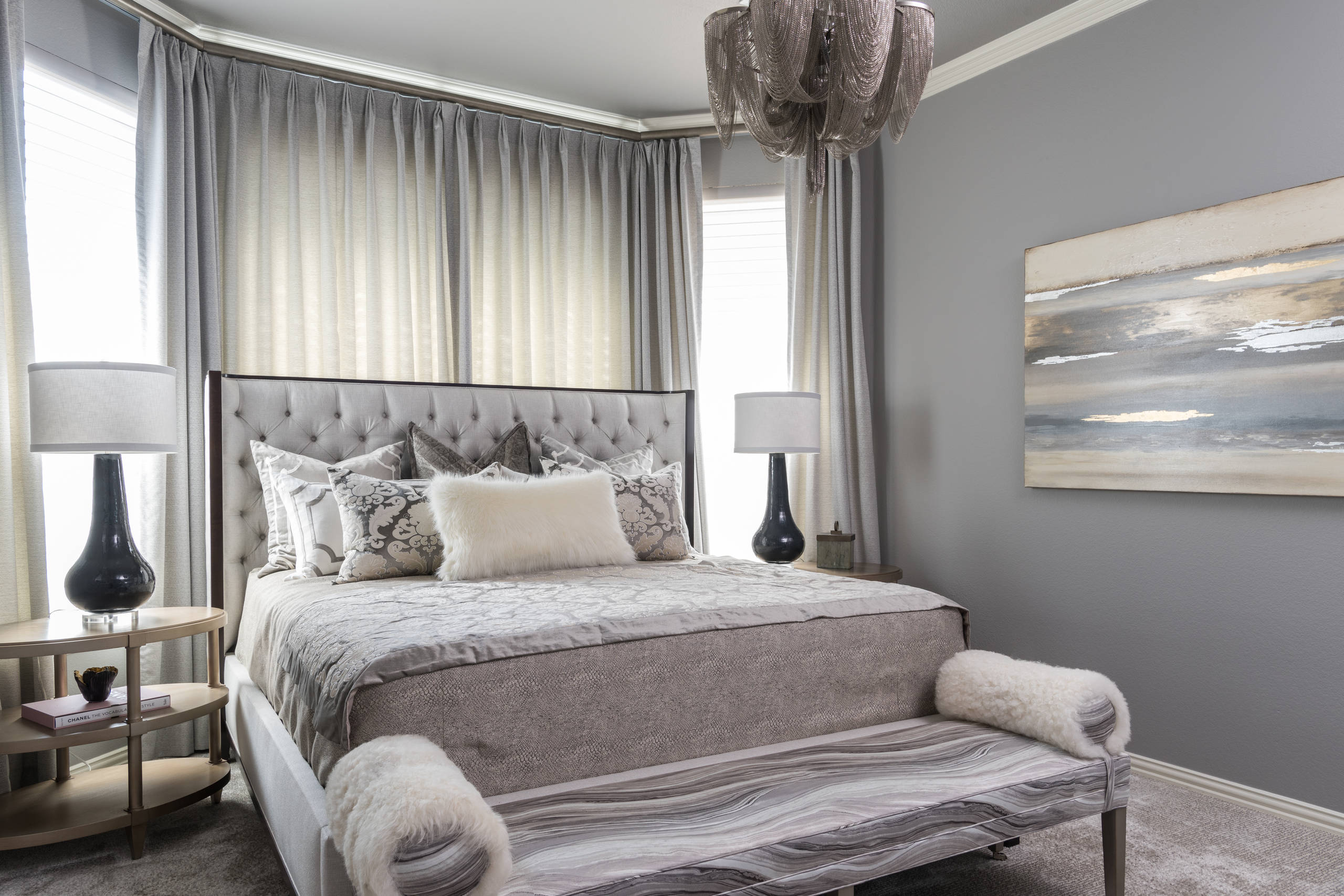 19 Blissful Bedroom Colour Scheme Ideas