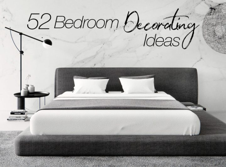 Interior design tips for bedrooms