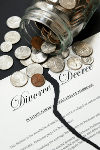 What are the legal fees of divorce?