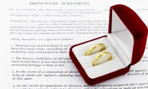 How to Ask Your Fiancé for a Prenuptial Agreement how to ask your fiance to sign a prenup How to Ask Your Fiancé for a Prenuptial Agreement AdobeStock 31807724 640x386 300x181