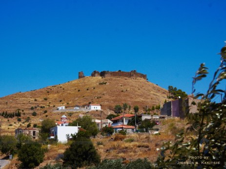 Volissos Castle