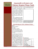 Feb 2013 – Allied Health in Palliative Care