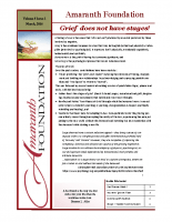 Mar 2016 – Grief does not have stages