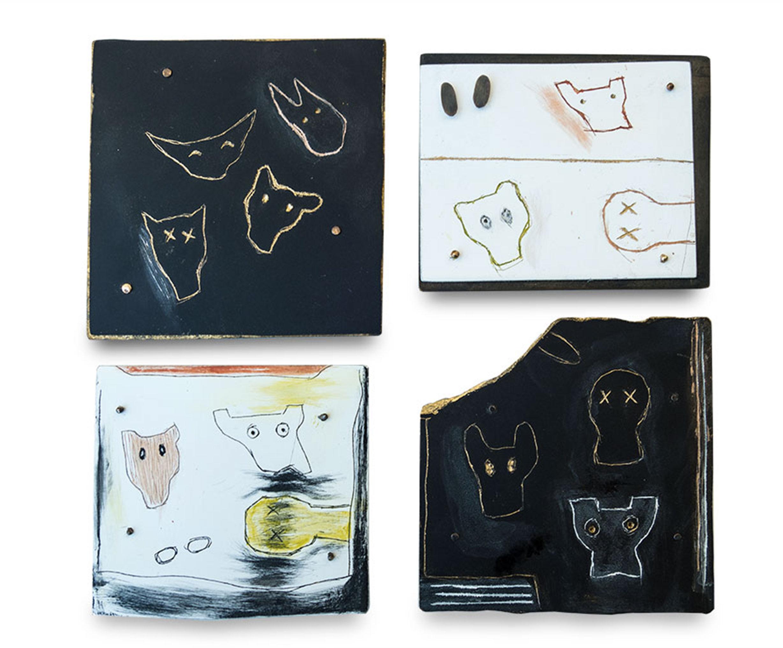 Judy Mccaig. joyeria de arte. Joyería contemporánea. Gogoisme