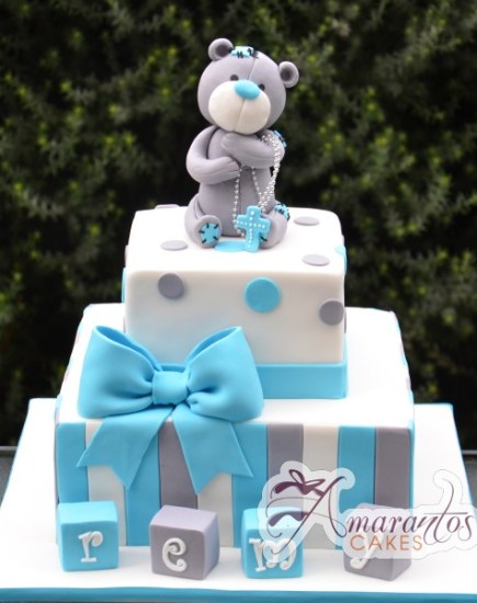 Two tier with teddy CC113