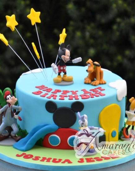Mickey Cake- NC211 1