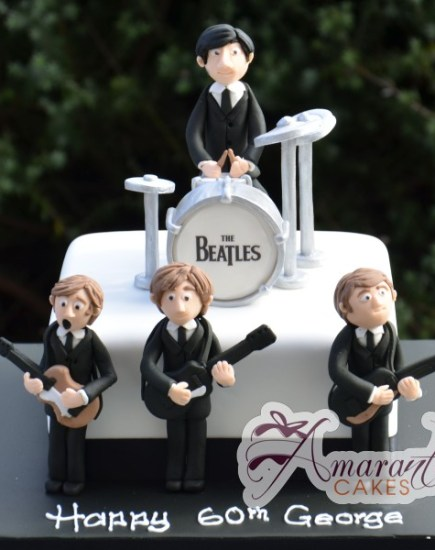 Square with Beatles- NC515 1