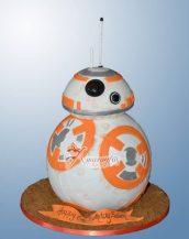 3D BB8 cake NC853