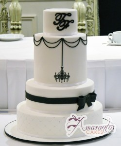 Five Tier Cake- WC211