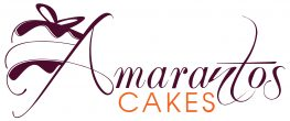 cropped logo - Amarantos Designer Cakes Melbourne