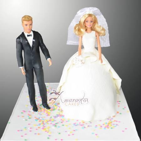 Novelty Wedding Cakes