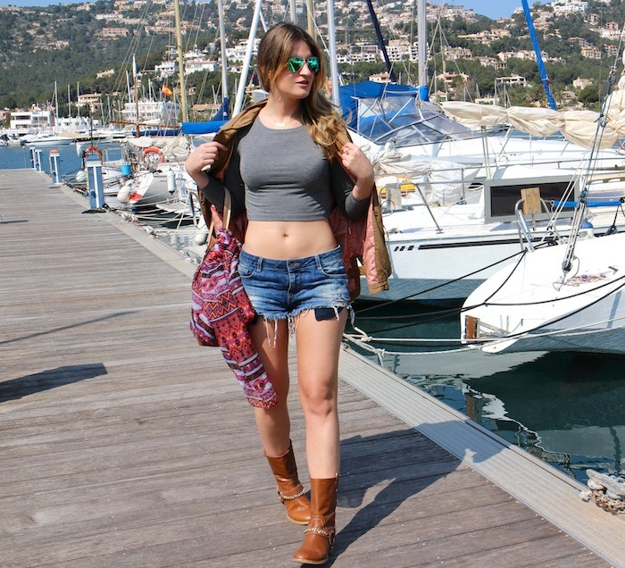 amaras la moda shorts mallorca port Andratx2