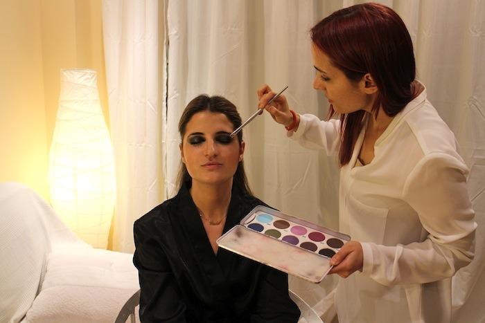 maquillaje Margot Marjorie Amaras la moda 2