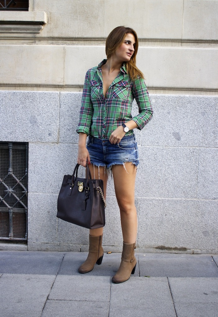 camisa Hemingway  Riverside Amaras la moda ecco boots 2