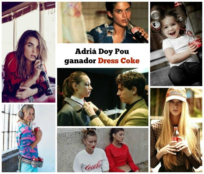 ganador dress coke
