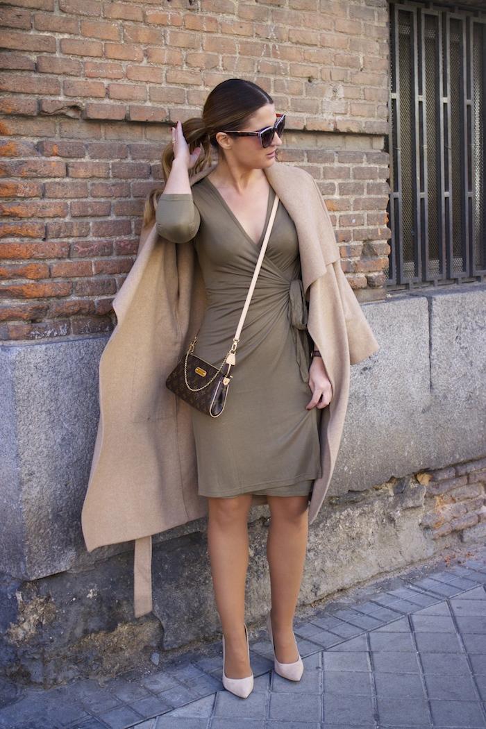 venca dress chloe borel sofia ante stiletto zara coat pochette eva louis vuitton amaras la moda 3