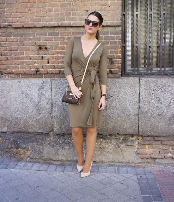venca dress chloe borel sofia ante stiletto zara coat pochette eva louis vuitton amaras la moda 5