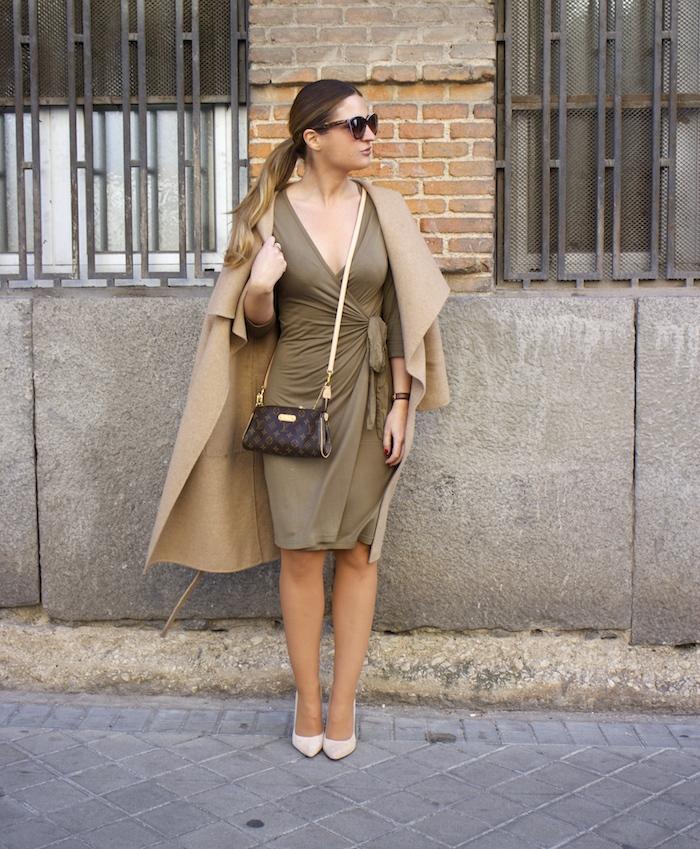 venca dress chloe borel sofia ante stiletto zara coat pochette eva louis vuitton amaras la moda 7
