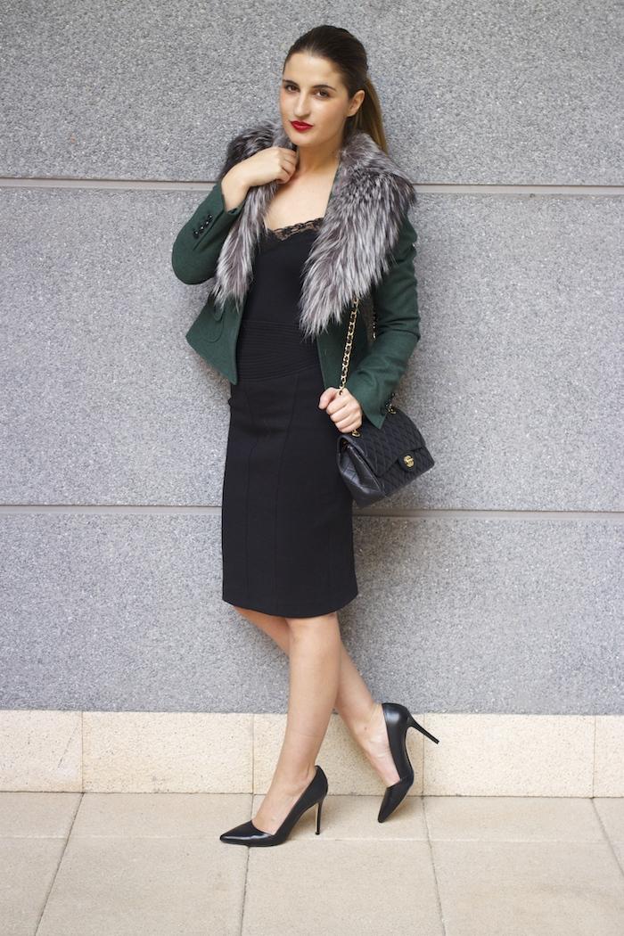 dolce gabanna jacket fox chanel bag pilar burgos shoes 3