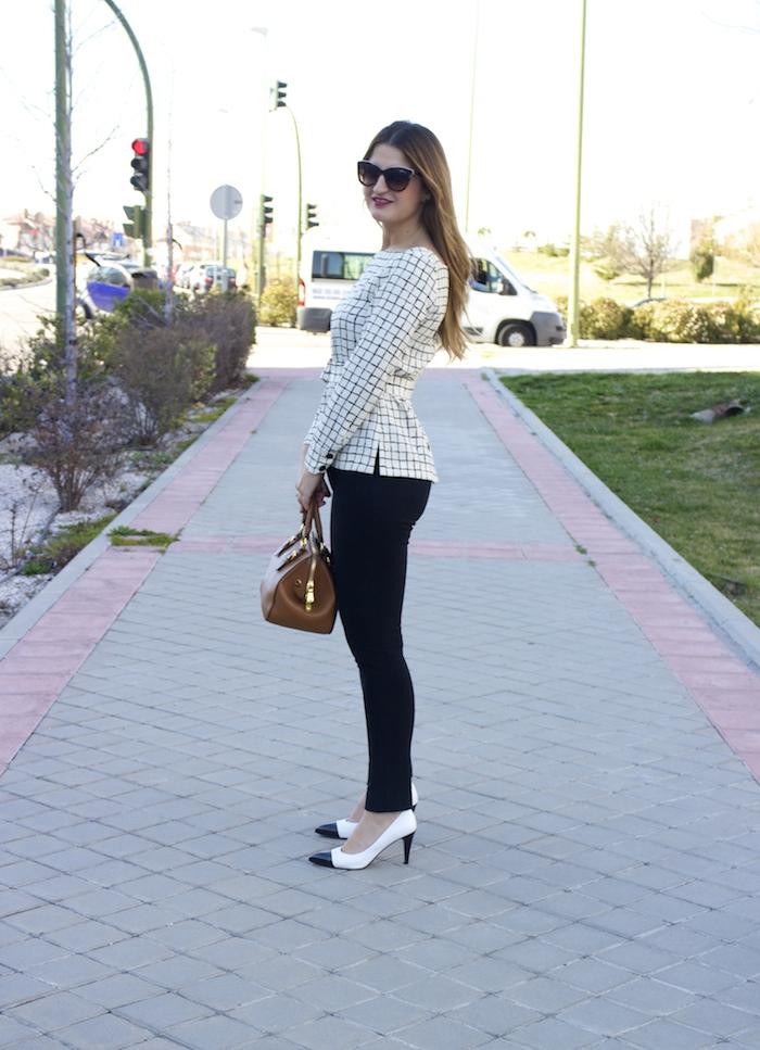 miu miu bag Zara top angel schlesser pants amaras la moda 4
