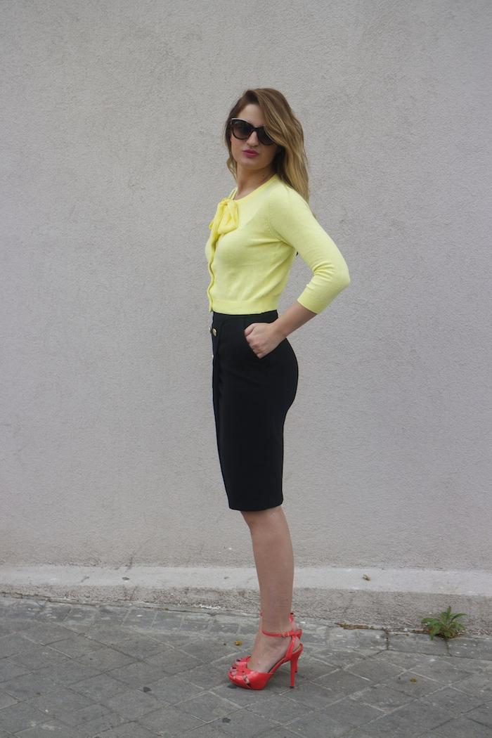 rebeca riverside amaras la moda Maria Mare sandalias louis vuitton bag. 3