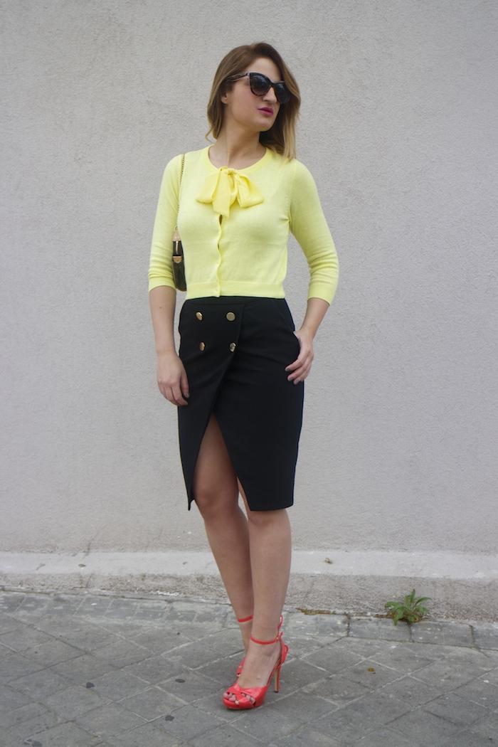 rebeca riverside amaras la moda Maria Mare sandalias louis vuitton bag. 5