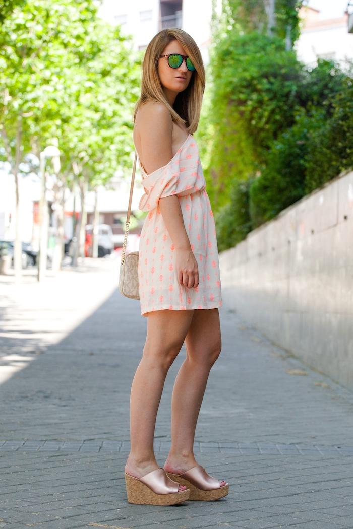 Vestido SuitTrendy amaras la moda Pilar Burgos zapatos . 10