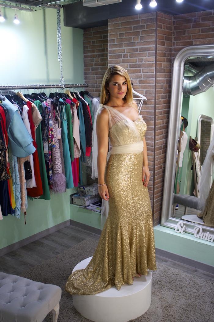 me pido este vestido amaras la moda Paula Fraile